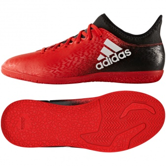 Buty adidas X 16.3 IN J BB5718