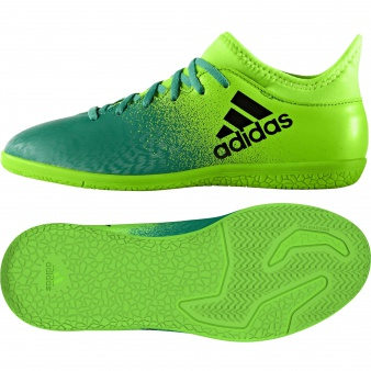 Buty adidas X 16.3 IN J BB5871