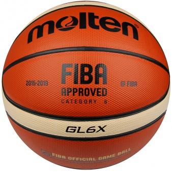 Piłka koszykowa Molten GL6X