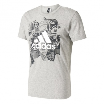 Koszulka adidas Badge of Sports BK2780