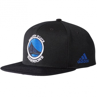 Czapka z daszkiem adidas Golden State Warriors BK3046