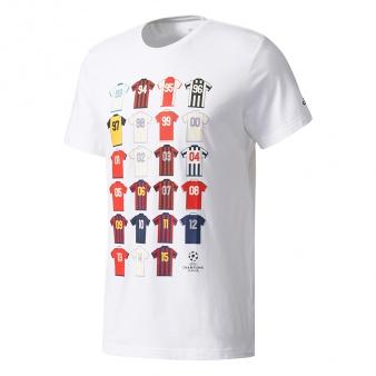 Koszulka adidas CL History BP7276