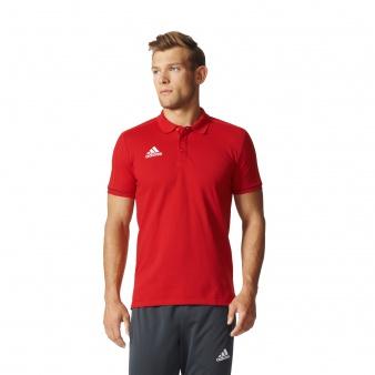 Koszulka Polo adidas Trio 17 Cotton BQ2680