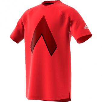 Koszulka adidas YB ACE GRAP TEE CORE BQ2927