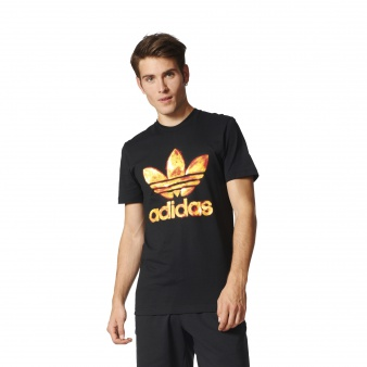 Koszulka adidas Originals TRF Graphic T 3 BQ3130