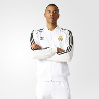 Bluza adidas Originals Real Madrid TT BQ3226