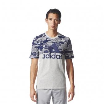 Koszulka adidas ESS AOP Tee BQ9597