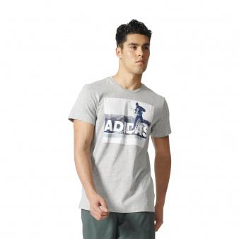Koszulka adidas Terrex Trial Running Tee BR7205