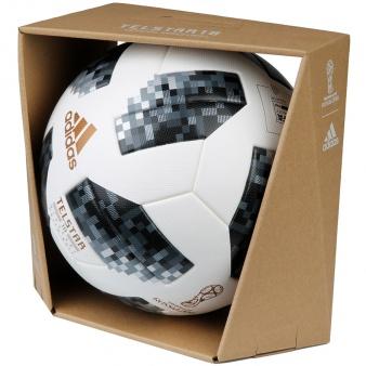 Piłka adidas Telstar 18 OMB MŚ 2018 CE8083