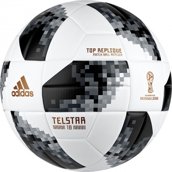 Piłka adidas Telstar World Cup Top 2018 Replique CE8091