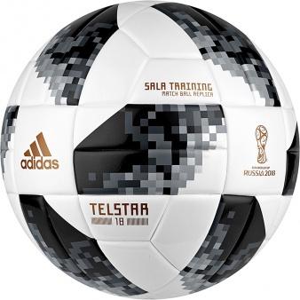 Piłka adidas Telstar World Cup 2018 SLTRN CE8148