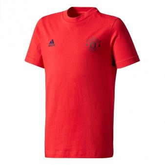 Koszulka adidas YB MUFC Tee CE8899