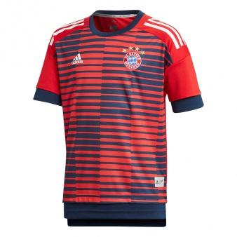 Koszulka adidas FCB H Preshi Y CF1577