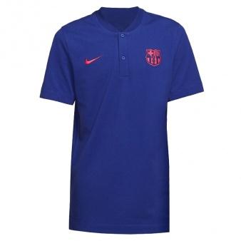 Koszulka Nike FC Barcelona M NSW Modern GSP Aut CV8693 455