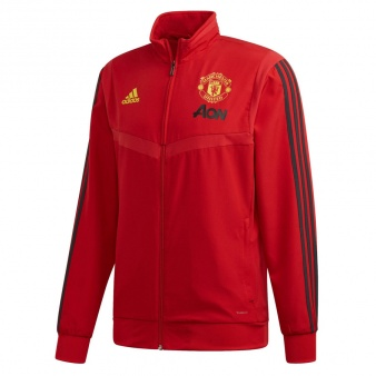 Bluza adidas Manchester United FC PRE JKT DX9045