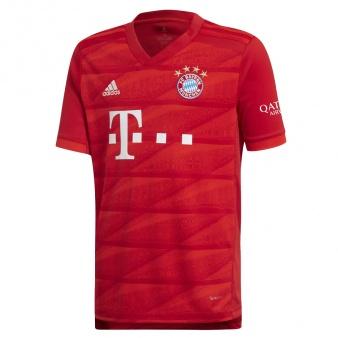 Koszulka adidas FC Bayern H JSY Y DX9253