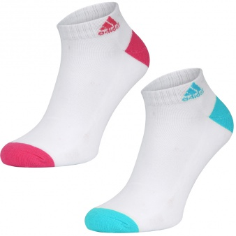 Skarpety adidas Women`s Core Ped 2 pack F75815