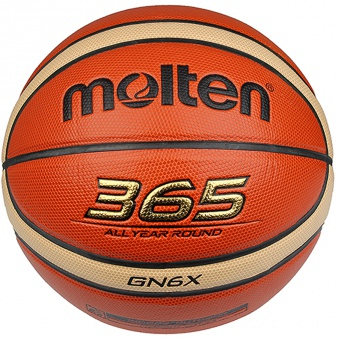 Piłka Molten 365 złoty GN6X