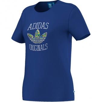 Koszulka adidas Originals Slim Tee Gra M69988