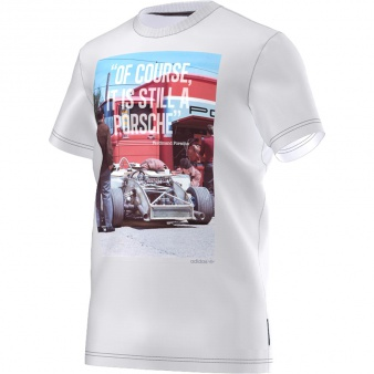 T-Shirt adidas Originals Porsche of Cours S00366
