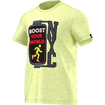 Koszulka adidas Boost NYC S16793