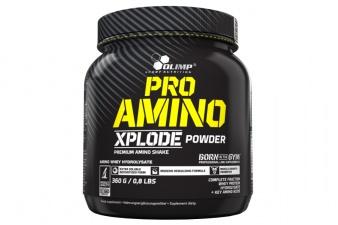 Odżywka Olimp Pro Amino Xplode powder 360g