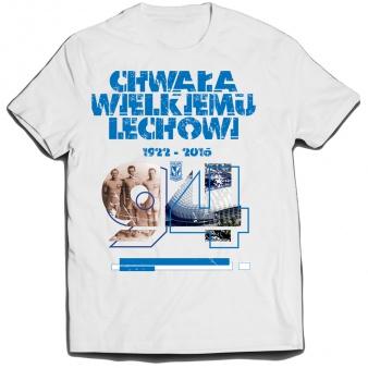 Koszulka Rocznicowa 94 Lata Biała