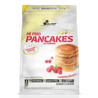 Odżywka Olimp Hi Pro Pancakes 0,9 kg malina