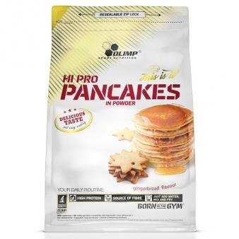 Odżywka Olimp Hi Pro Pancakes 0,9 kg piernik