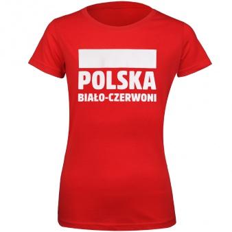 Koszulka Polska Biało-Czerwoni S337896
