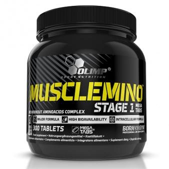 Odżywka Olimp Musclemino Stage 1 Mega Tabs 300 kaps