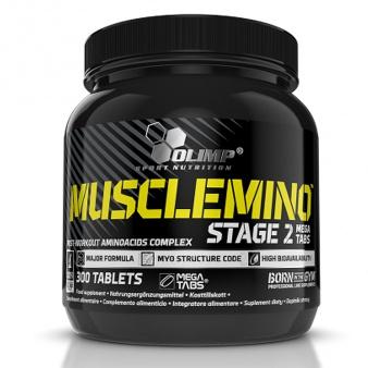 Odżywka Olimp Musclemino Stage 2 Mega Tabs 300 kaps