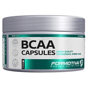 Odżywka Formotiva BCAA Capsules