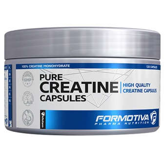 Odżywka Formotiva Pure Creatine Capsules