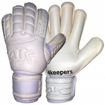 Rękawice 4Keepers Champ League RF II + płyn czyszczący S382450