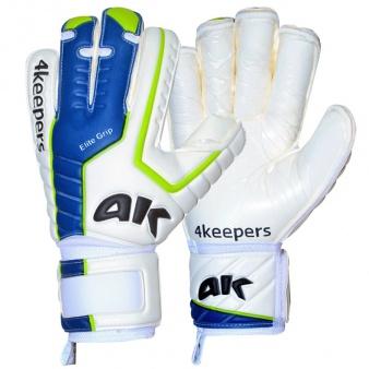 Rękawice 4keepers Elite General Grip RF + płyn czyszczący S382529