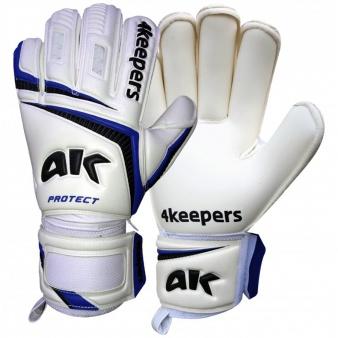 Rękawice 4keepers Protect Pro RF + płyn czyszczący S382644