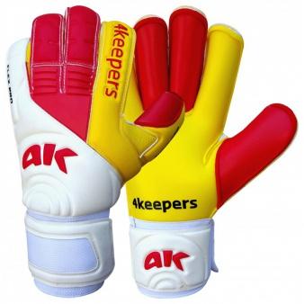 Rękawice 4keepers Super Summer II RF + płyn czyszczący S382660
