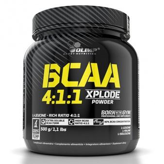 Odżywka Olimp BCAA 4:1:1 Xplode Powder
