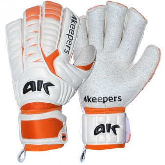 Rękawice 4keepers Ultra Titanium Grip RF + płyn czyszczący