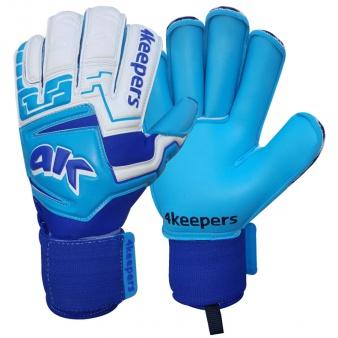 Rękawice 4keepers Junior Ultima Hydra Roll Finger + płyn czyszczący S427775