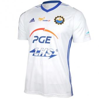 Koszulka meczowa Stal Mielec 2017/2018 domowa S445184