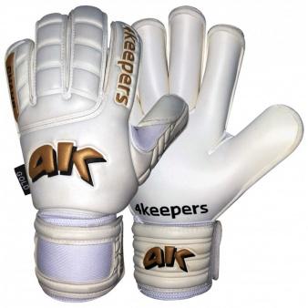 Rękawice 4keepers Champ Gold HB II S460931 + płyn czyszczący