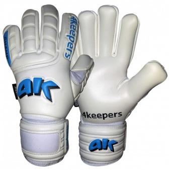 Rękawice 4keepers Champ Aqua NC II S460944 + płyn czyszczący