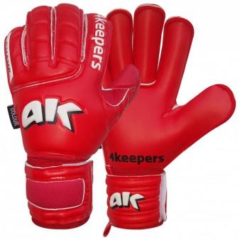 Rękawice 4keepers Champ Colour Red RF S460959 + płyn czyszczący