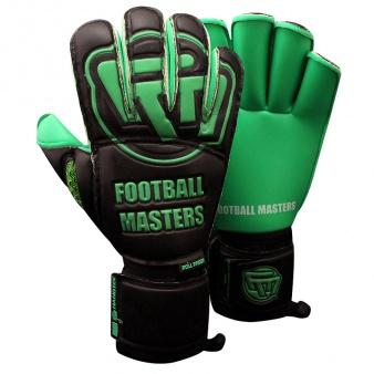 Rękawice FM Black Green Contact Grip RF + płyn czyszczący S470645