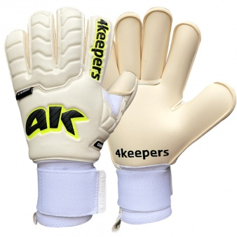 Rękawice 4keepers Champ Carbo RF Pro Strap+ płyn czyszczący