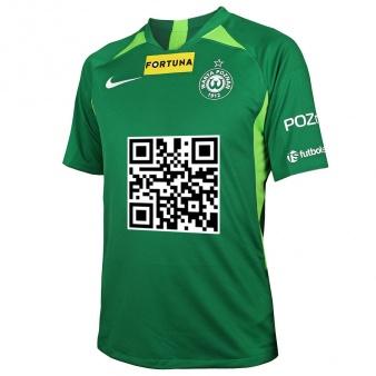 Koszulka meczowa Warta Poznań Nike Legend Kod QR2019/2020 S630023