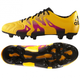 Buty adidas X 15.1 FG/AG Leather S74616