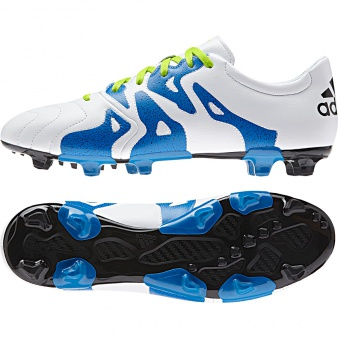 Buty adidas X 15.3 FG/AG Leather S74641